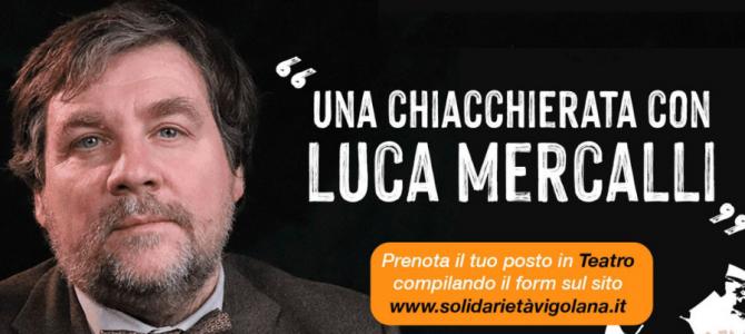 Una chiacchierata con Luca Mercalli