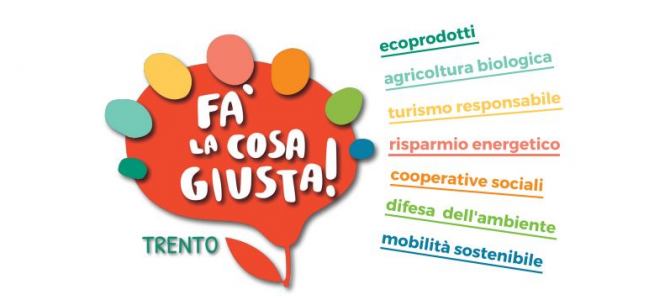 Laboratori e workshop alla Fiera Fa' la Cosa Giusta 2019